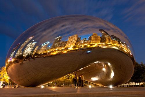 The-Bean-A-Stunning-Chicago-Landmark
